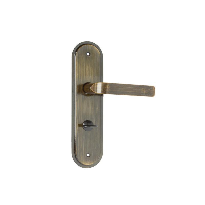 Fechadura de porta para banheiro